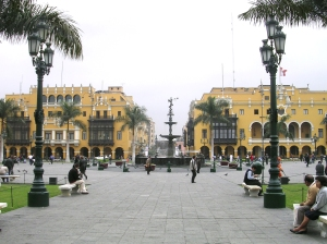 Lima is the capital and largest city in Peru. It is where musician Lucho Hernandez plays piano in most of its restaurants.